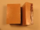 Click for full description of Goats Milk and Honey Oatmeal Square Soap